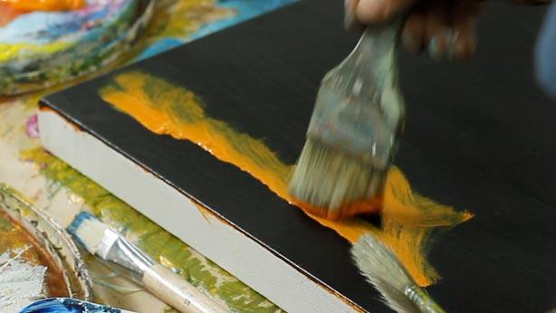 online kunstschule f r abstrakte malerei malen lernen. Black Bedroom Furniture Sets. Home Design Ideas