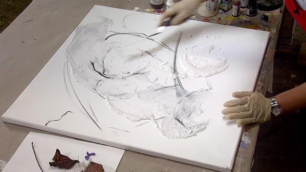 Online kunstschule f r abstrakte malerei malen lernen for Vorlagen malerei