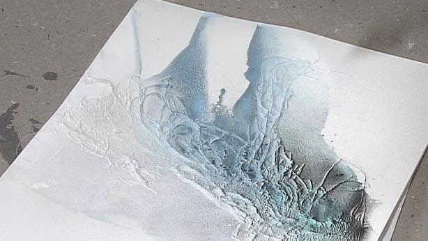 Online kunstschule f r abstrakte malerei malen lernen for Moderne landschaftsbilder